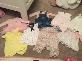 0-3 spring baby clothes