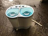 Caravan Motorhome Camping washing machine