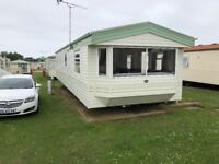 Static caravan holiday hire close to Beach and local amenities