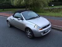 Ford street ka, 6 months mot, only 38k, 2 owners with fsh. Excellent and genuine car sale.