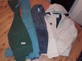 Boys clothes age 12 years. 12 items. £15 ono 3 photos