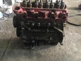 Ford Fiesta 13 super sport engine