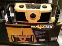 Maxtek rugged Dab radio