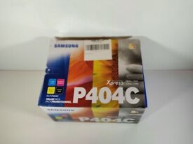 Samsung Value Pack Set or 4 ink Cartridge P404C Samsung printer Express Series