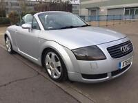 Audi TT Roadster QUATTRO convertible, only 97k, F.S.History, cambelt done