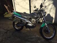 Honda clr 125cc. £1000