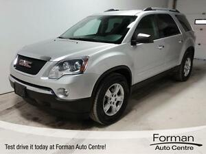 2012 GMC Acadia SLE - New Tires | 7 Seater | Clean!