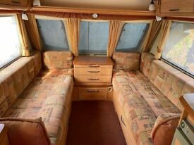 Swift Ambassador 2003 Two Berth Caravan
