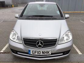 2010 Mercedes Benz A160 CDI Se BlueEfficiency Automatic A Class Long