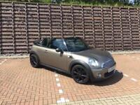 Mini one convertible LOW MILES 1.6- amazing summer car!