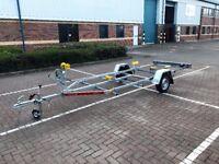 boat, rib trailer Tema Eco 5m !BRAND NEW