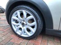 "Mini Cooper 17"" Rims and Brand New Tyres!!!"