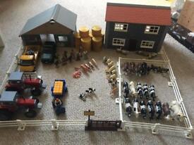 Original Britains and Additional Farm Toys