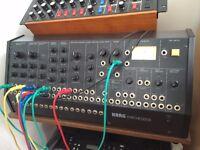 Korg MS-50 - Modular version of MS-10 MS-20 --- Really rare ! ---