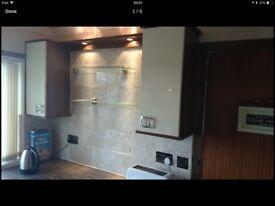 2 bedroom unfurnished flat to rent Blantyre