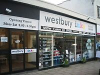 Part Time Sales Assistant Required (Westbury On Trym)