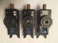 Set of 3 Steve Neville biat alarms