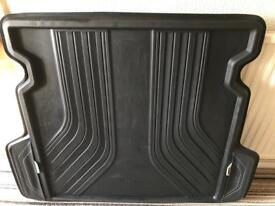 Genuine BMW 3 series touring (F31) boot liner