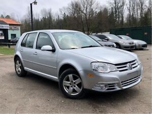 2008 Volkswagen City Golf 5-Speed Manual Power Group Alloy