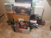 Huge Gaming Peripherals Job Lot (Keyboards, mouses, headsets, mousepads)