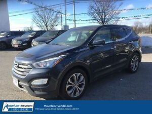 2013 Hyundai Santa Fe TURBO / ALL WHEEL DRIVE