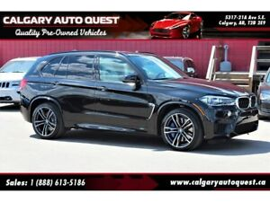 2015 BMW X5 M 567 HP/AWD/NAVI/B.CAM/H.U.D/LEATHER