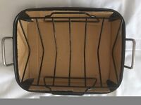 Oven Tray With Rack