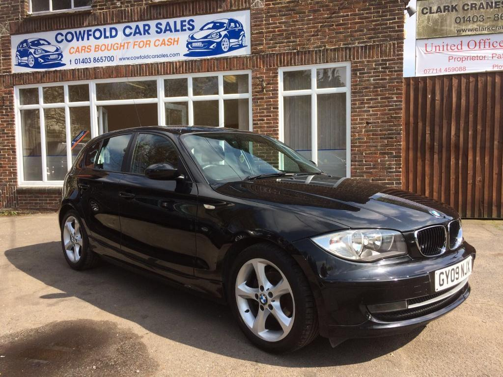BMW 116i dynamic pack 2009