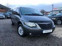 2007 Chrysler Grand Voyager 2.8 CRD Signature 5dr FULL LEATHER+7SEAT+2PRE OWNER