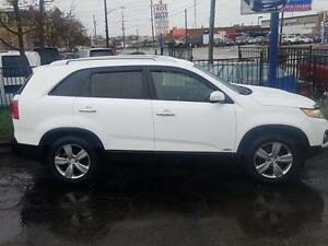 2013 Kia Sorento EXP. Leather Heated Seats,Bluetooth,Satellite