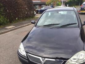 Vauxhall Corsa 1.2SXI Low Mileage Just MOT, 12 months