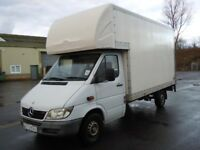 Mercedes Sprinter 311 CDI Luton c/w tail-lift