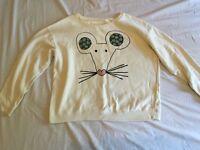 River Island Mouse Sweatshirt