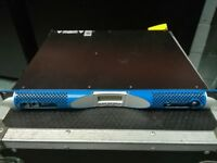 POWERSOFT K3 DSP - KAESOP 2X 2800W PROFESSIONAL POWER AMPLIFIER EX HIRE STOCK