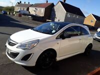 Limited Edition corsa, full MOT, ideal first car!