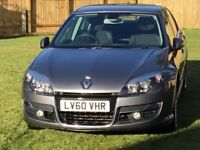 ONE OWNER FROM NEW MINT RENAULT LAGUNA 2.0DCI eco2(Tom tom) with 2 keyless