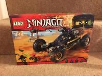 Lego Ninjago Rocky Roader Vehicle - Brand New - 70589