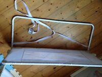 Safetots White Bedrail