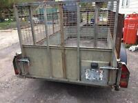 Ifor Williams 105 Trailer 10 x 5