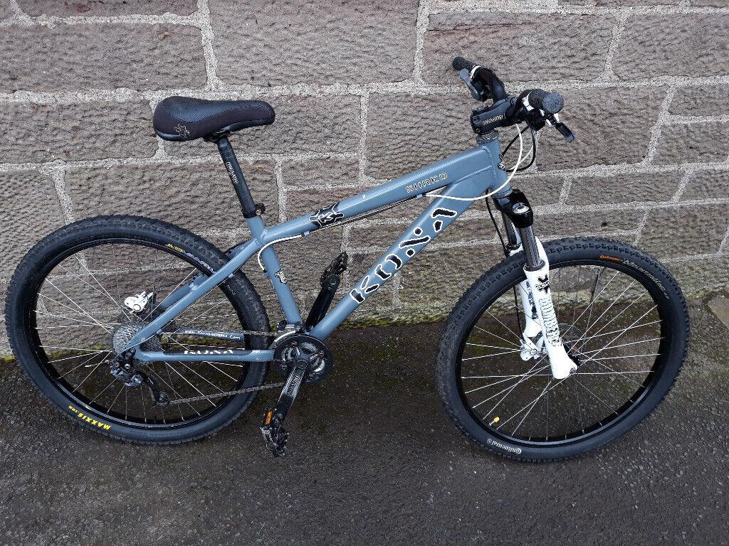 04c37979214 KONA SHRED MOUNTAIN BIKE | in Montrose, Angus | Gumtree