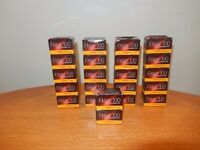 Kodak ektar 35 mm colour print film