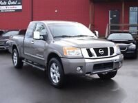 2008 Nissan Titan LE, 4X4 / LEATHER / KING CAB