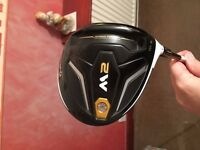 Taylor Made M2 Driver 10.5 stiff shaft almost new