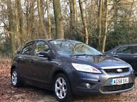 ord Focus 1.6 Style 5dr - 2008 Hatchback 90,850 miles Manual 1.6L Petrol AA Inspection Report