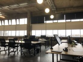 Brand New Creative Hub 15 Mins from Kings Cross / Affordable & Flexible Space