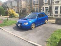 Subaru impreza wrx turbo 2005/54 blob eye sti px swaps welcome