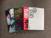 Grafik magazine (design magazine) old issues - FREE