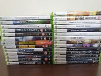 Xbox 360 Games x27