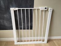 Mothercare pressure fit stair gate and x2 extentions