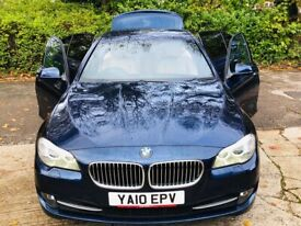 BMW, 5 SERIES, Saloon, 2010, Semi-Auto, 2996 (cc), 4 doors